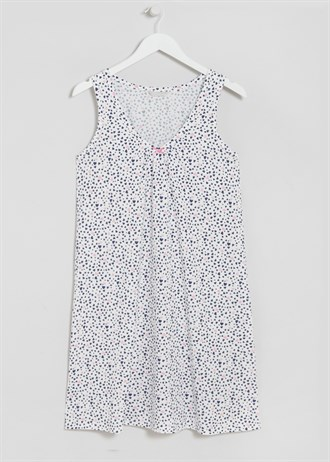 heart-print-sleeveless-nightie