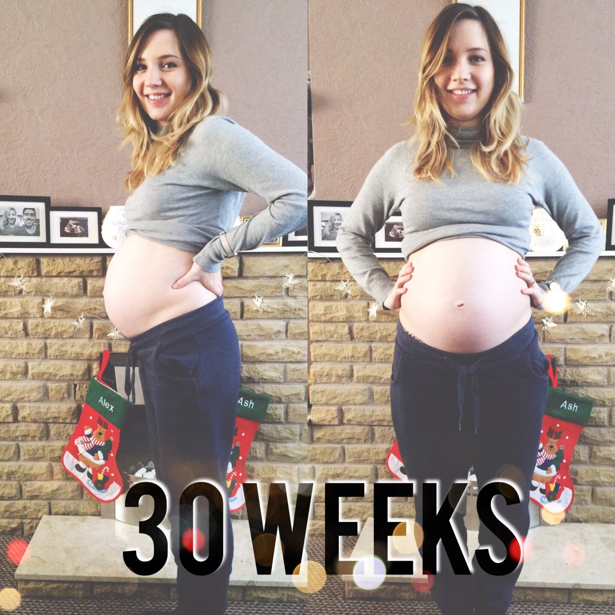 30 Week Pregnancy Update