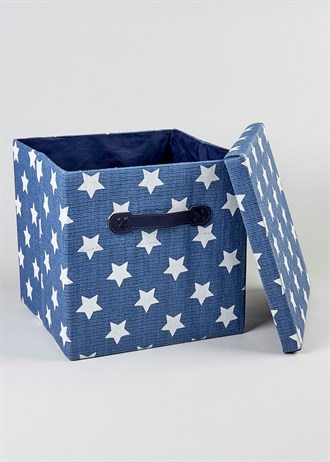 collapsible-lidded-star-print-storage-box-33cm-x-33cm-x-31cm-