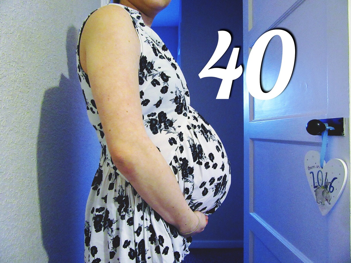 40 Week Pregnancy Update